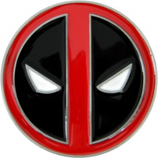 Marvel 'Deadpool' Belt Buckle